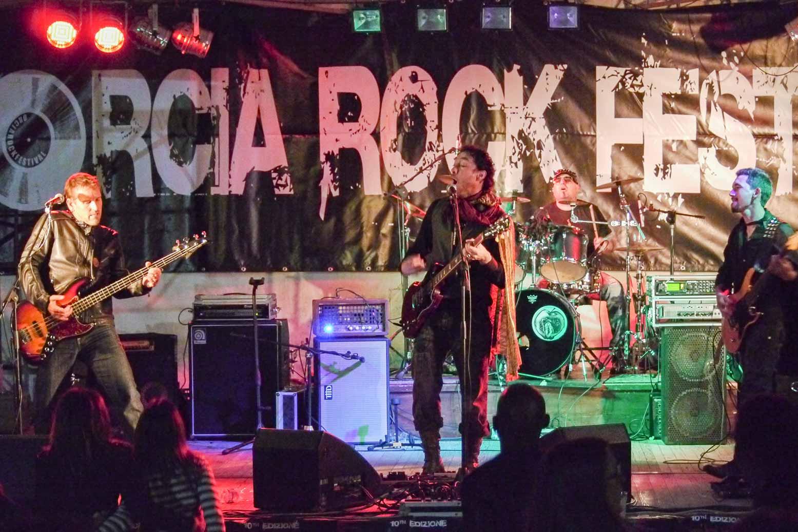 Orcia Rock Festival