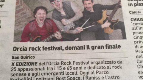 Rassegna Orcia rock festival sui maghi di Ozzy